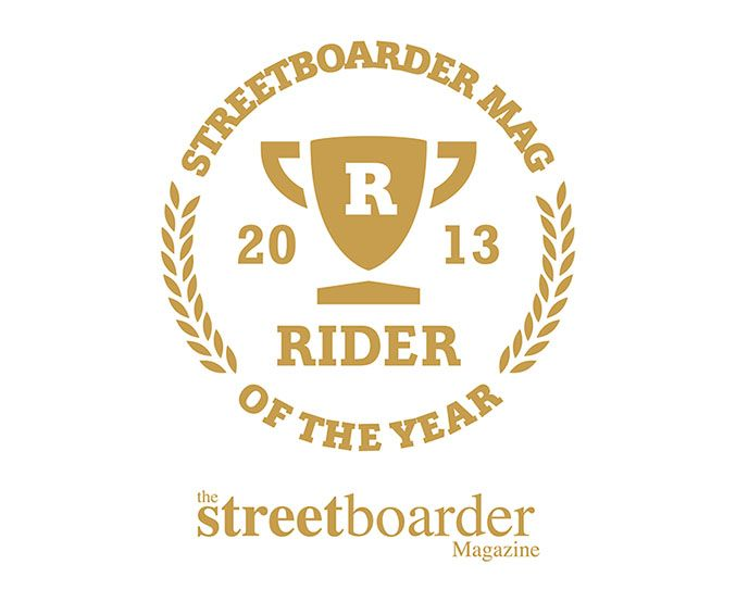 BK RIDER OF THE YEAR(1)