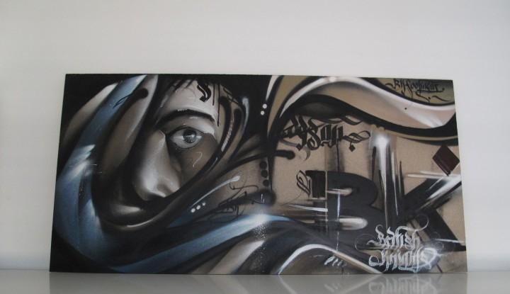 BK Streetart Interview with DESAN21