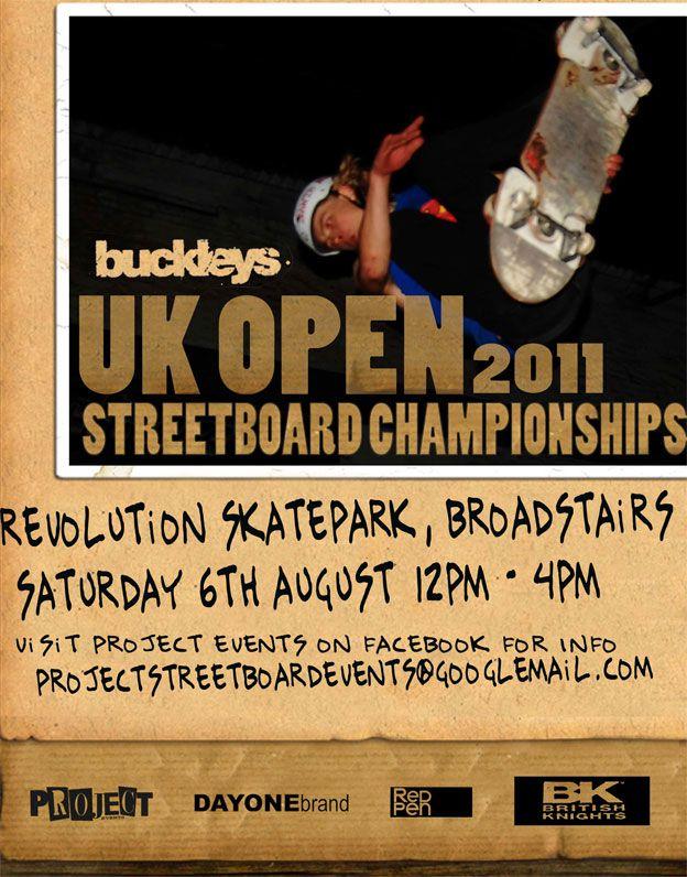 Buckleys UK Open 2011
