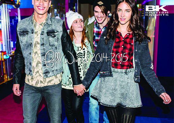 Fall Winter 2014-2015 Lookbook