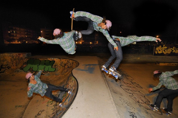 How do you learn how to air on a streetboard