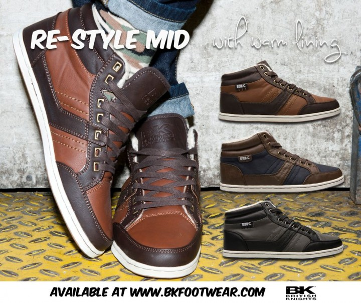 Re-style MID