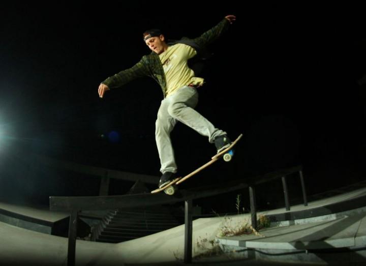 World Championship Streetboarding Shanghai 2012(1)