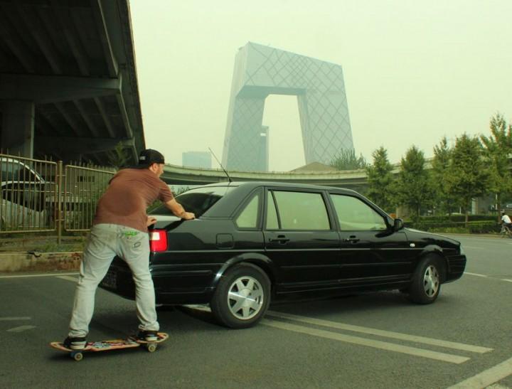 World Championship Streetboarding Shanghai 2012(11)