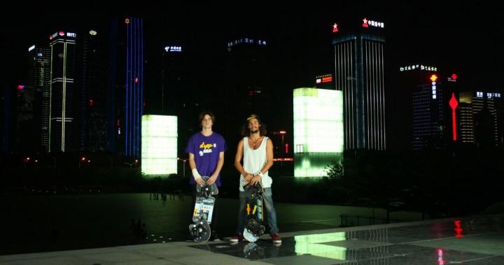 World Championship Streetboarding Shanghai 2012(17)