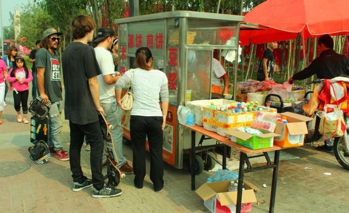 World Championship Streetboarding Shanghai 2012(3)