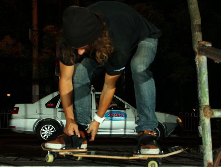 World Championship Streetboarding Shanghai 2012(7)