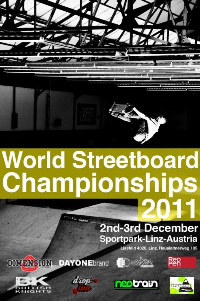 World Championships Streetboard 2011