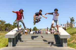 Sergi and friends Triplete