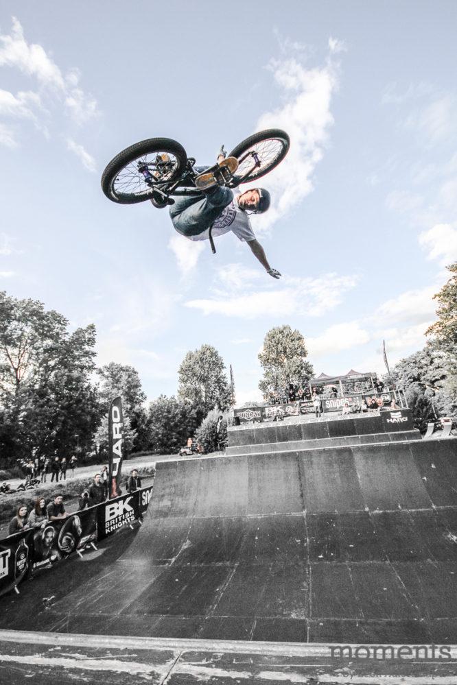 luftzeit BMX Cologne 2016