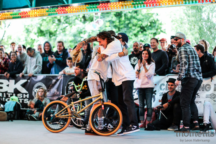 British Knights auf BMX Cologne