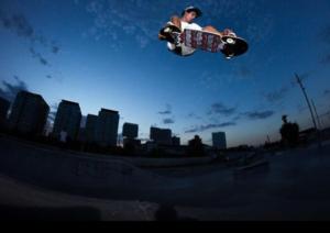 streetboarder Alex Villanueva
