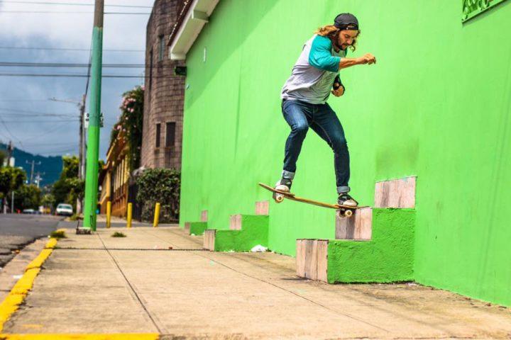 Sergi Nicolas skate