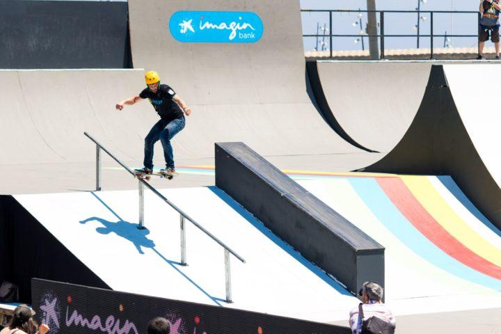 Cristian Dedeu Skating