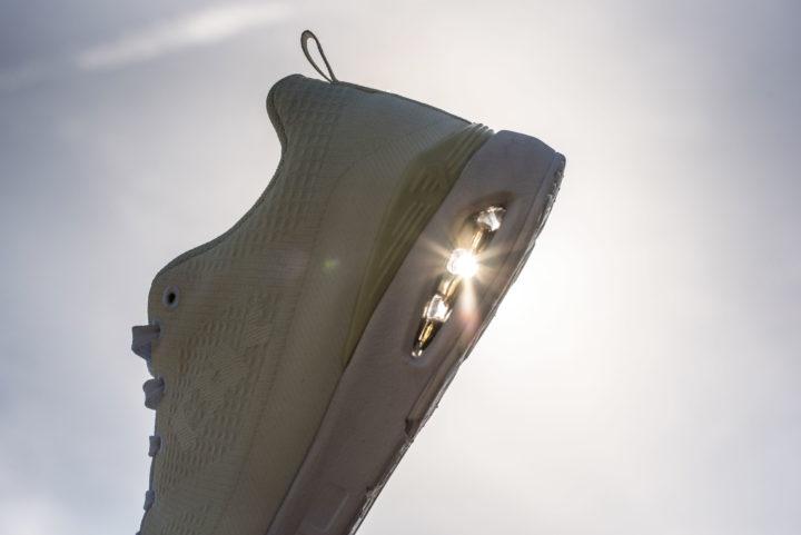 white sneakers header