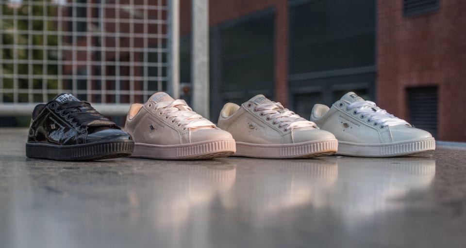 Patent Sneakers - British Knights DUKE
