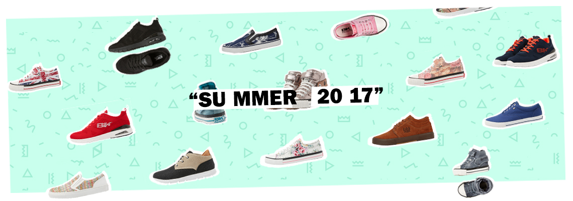 New Summer 2017 Collection