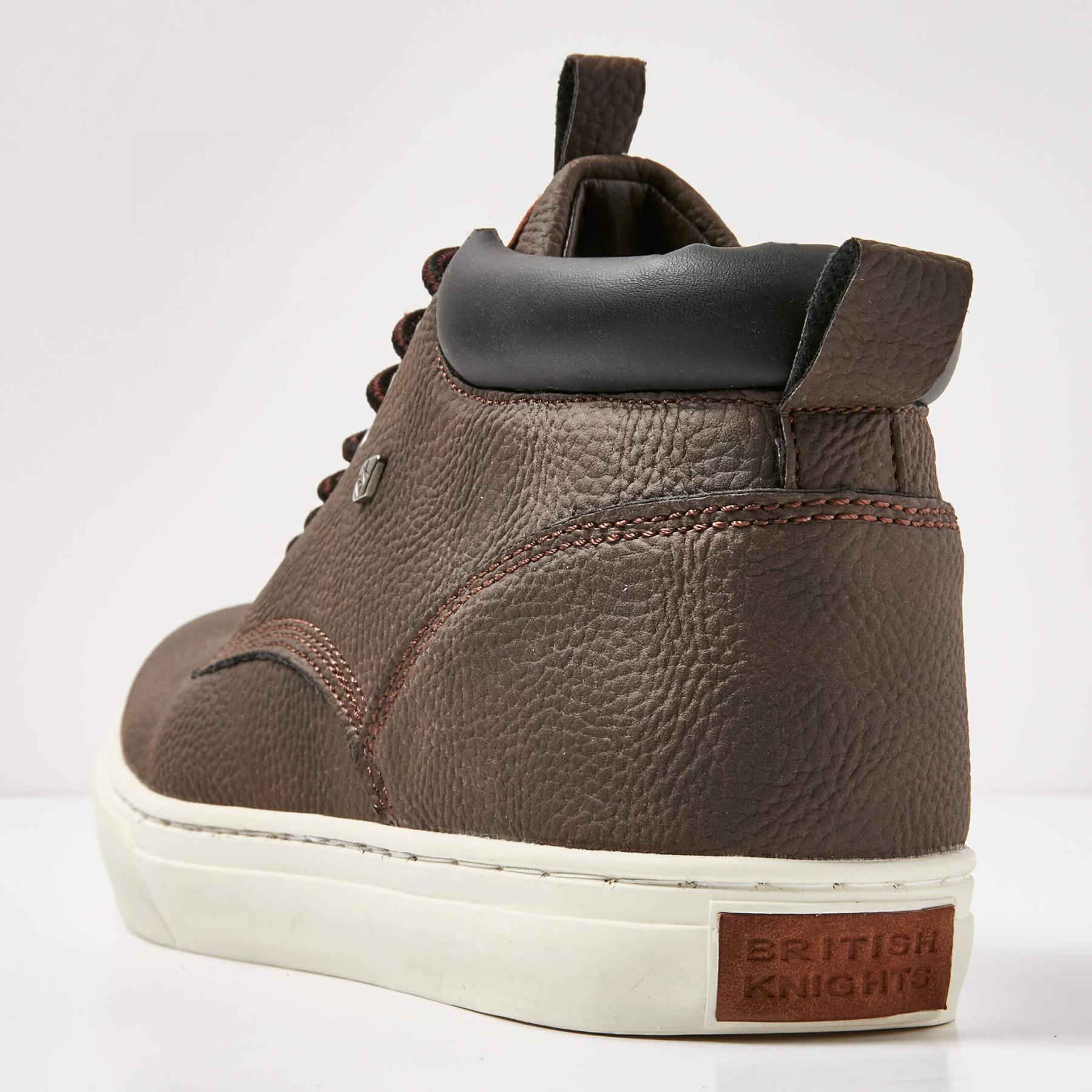BRITISH KNIGHTS HERREN Mid Cut Sneaker, in verschiedenen