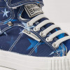 Detail view  B43-3730C-09 DEE HIGH-TOP MALE