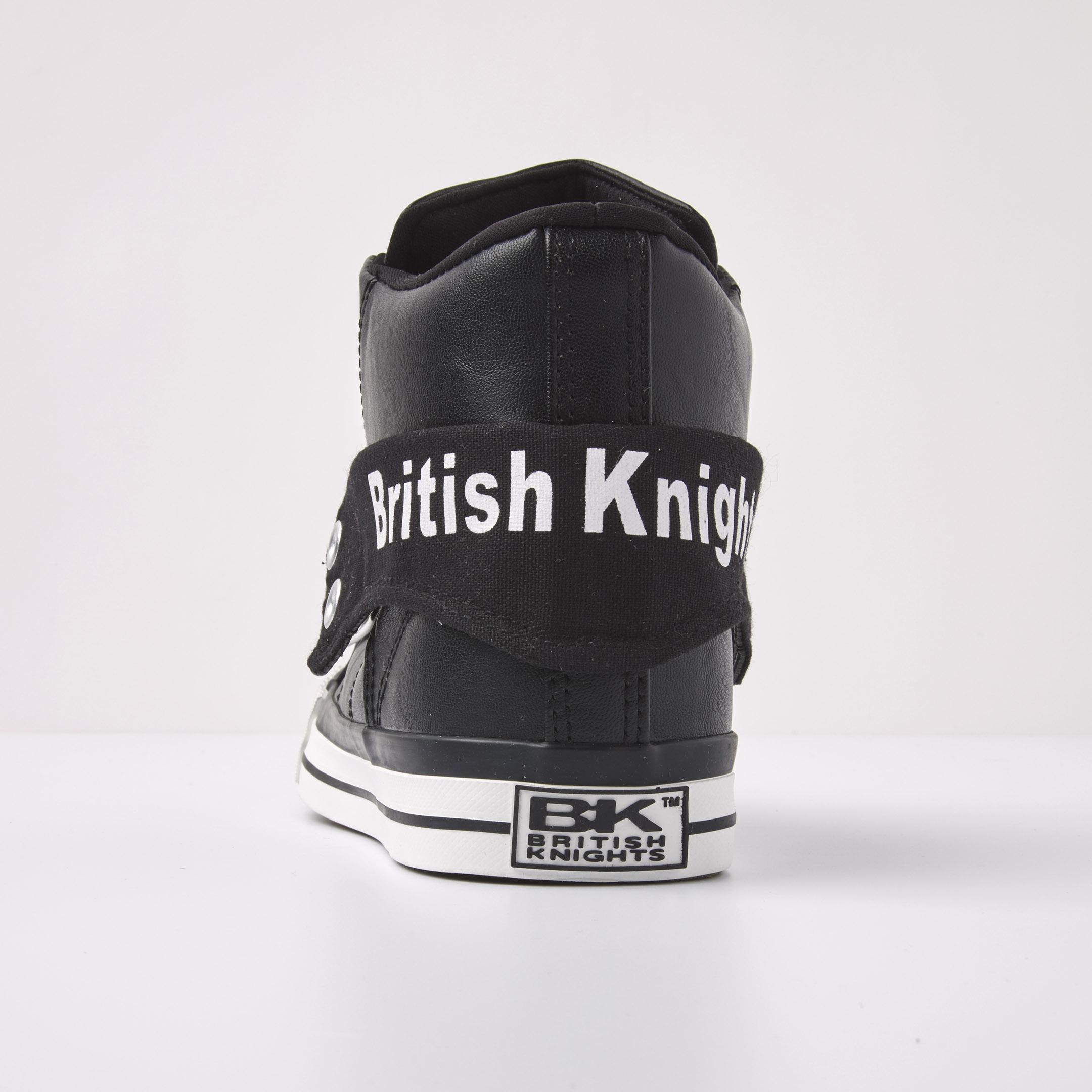 British Knights HERREN ROCO HERREN Knights HIGH-TOP-SCHUH SNEAKER BKC-3701-M bad722